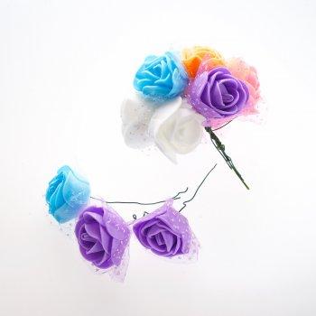 Искусственные цветы 20 мм