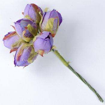 Искусственные цветы, сирень