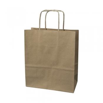Пакет картонний 180х100х210 коричневий