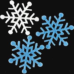 Декор Снежинки