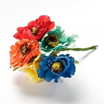 Искусственный цветок, микс