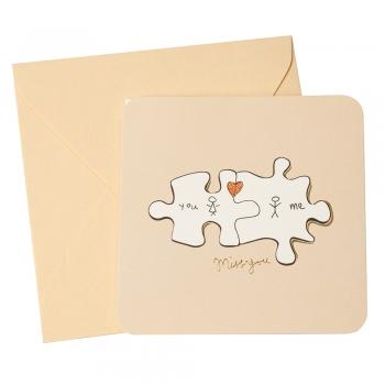 Поздравительная открытка с конвертом Happy Birthday