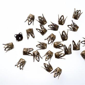 Конусы и колпачки бронзовые