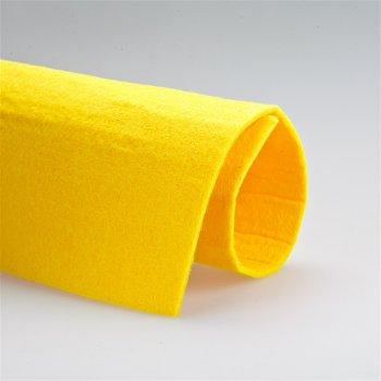 Фетр 3 мм Жовтий