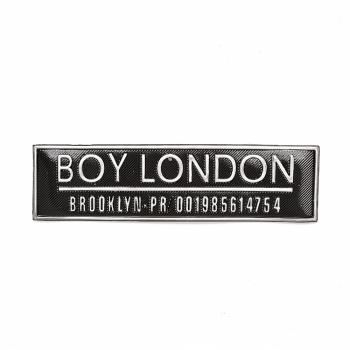 Світловідбиваюча нашивка Boy London