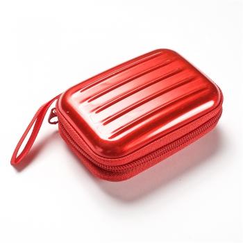 Коробочка жестяная брелок 6,9х10х3,8 см чемоданчик
