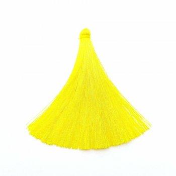 Текстильні китиці жовті
