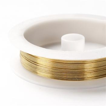 Дріт мідний золото 0,6 мм