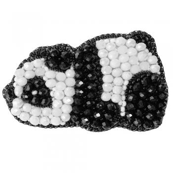 Брошка Панда (ручна робота)