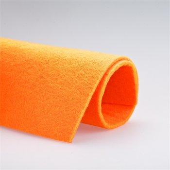 фетр помаранчевий