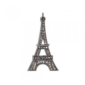 Брошка Эйфелевая Башня
