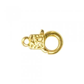 Карабіни золото коло 12 мм