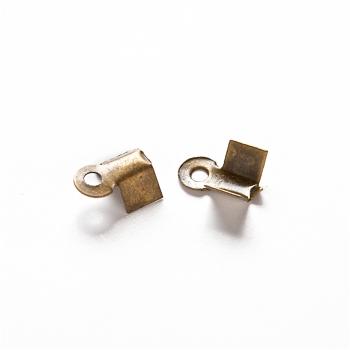 Зажимы для нитей бронзовый 3 мм