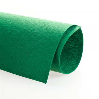 Фетр 1 мм Зелений