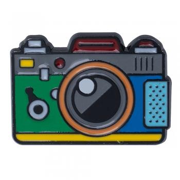 Значок пін фотоапарат