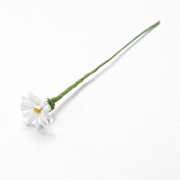 Искусственные цветы ромашка 15 мм