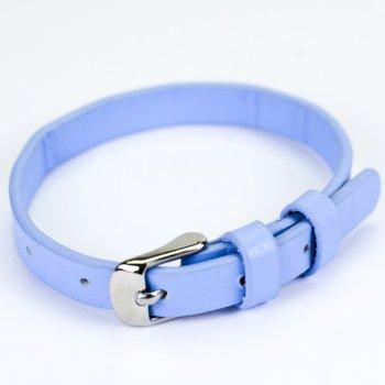 Браслет слайдер Блакитний