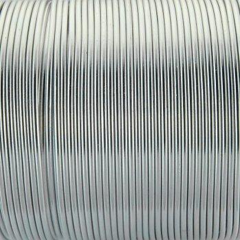 Алюмінієвий дріт сріблястий 1мм