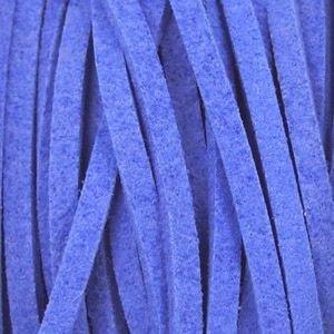 Шнуры замшевые 3*1,4 мм