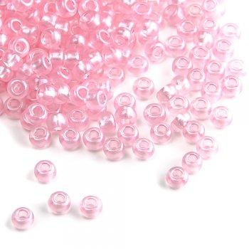 08198 чеський бісер Preciosa 5г рожевий