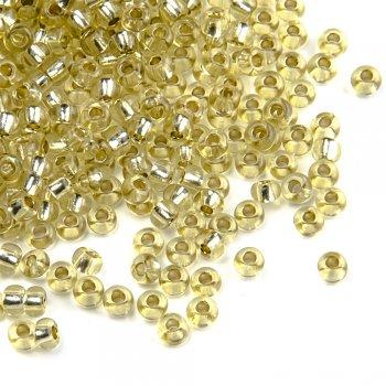 78151 чешский бисер Preciosa 5г  золотой