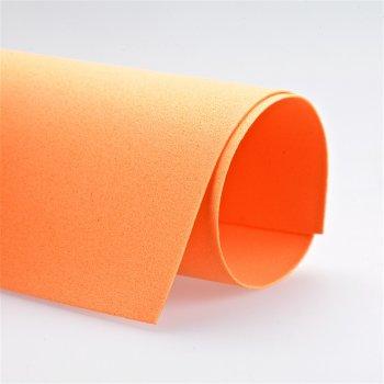 Фоамиран оранжевый, 1мм