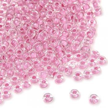 38325/1 чешский бисер Preciosa 5г розовый