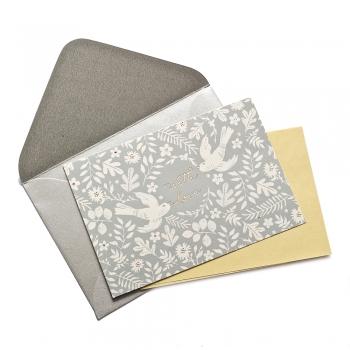 Листівка з конвертом With Love
