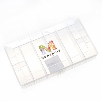 Контейнер для рукоделия 21х12х3,1 см