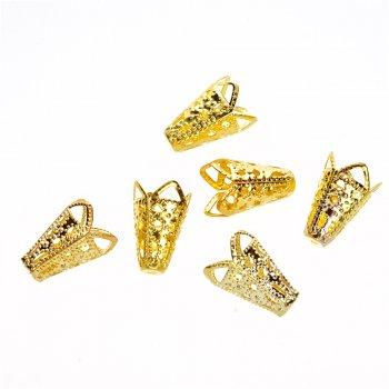 Конус золотий 4 пелюстки