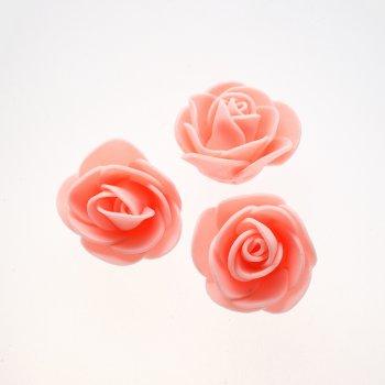 Штучні квіти, троянда, 25-30 мм