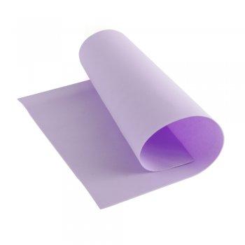 Фоаміран світло бузковий (Іран010), А4, 1мм