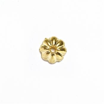 Металлическая фурнитура. Золото. Обниматель. 6 мм